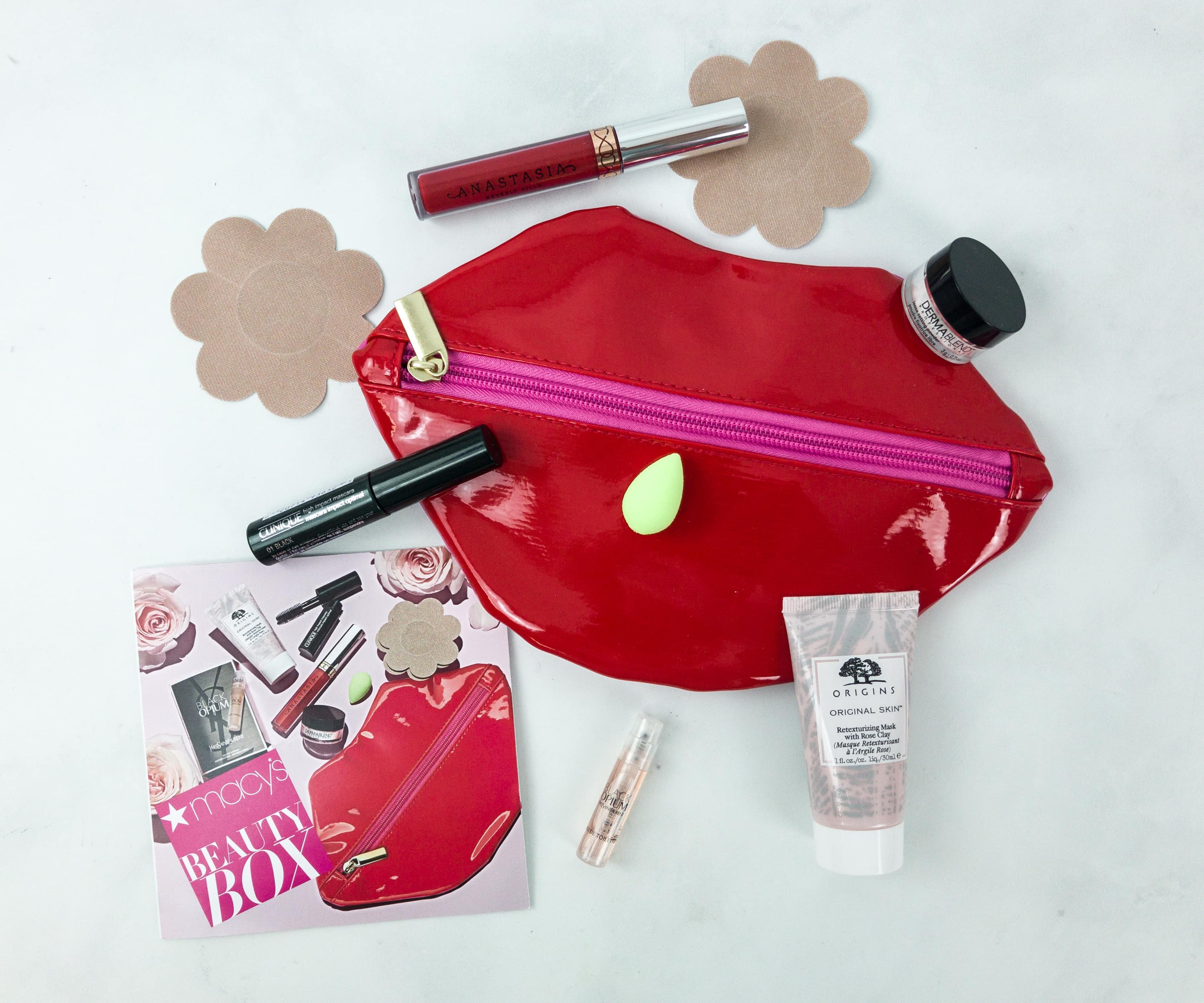 Macy's Beauty Box February 2019 Subscription Box Review