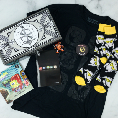 Loot Crate January 2019 Review + Coupons – BINGE