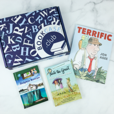 Kids BookCase Club February 2019 Subscription Box Review + 50% Off Coupon!