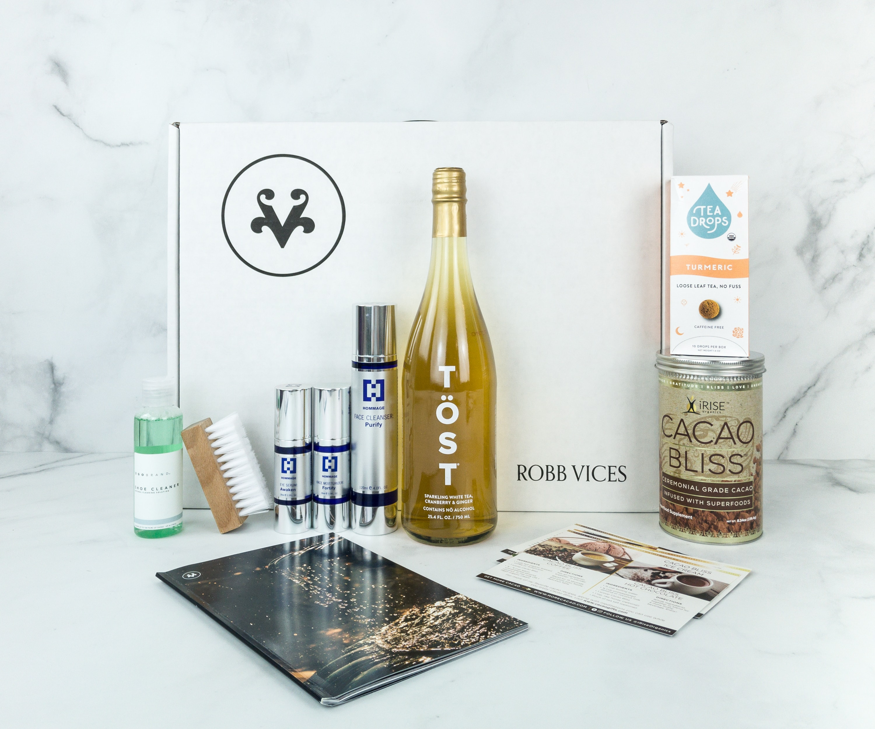 Robb Vices January 2019 Subscription Box Review + Coupon