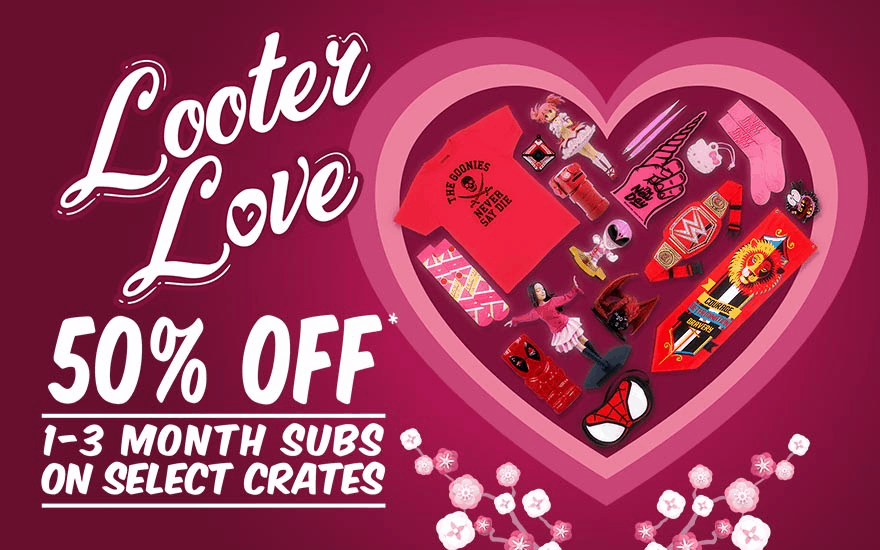 Loot Crate Sale: Get 50% Off On Select Crates – LAST DAY!
