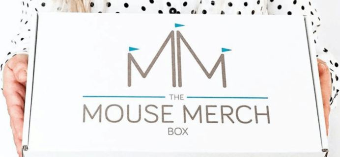 The Mouse Merch Box Coupon: Get 20% Off!
