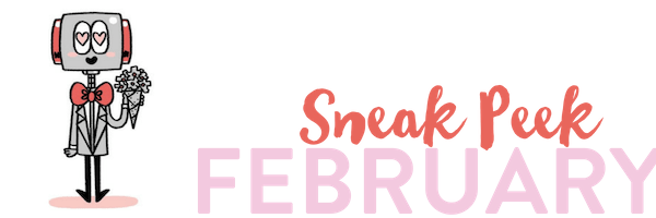 KidArtLit February 2019 Spoiler + Coupon!