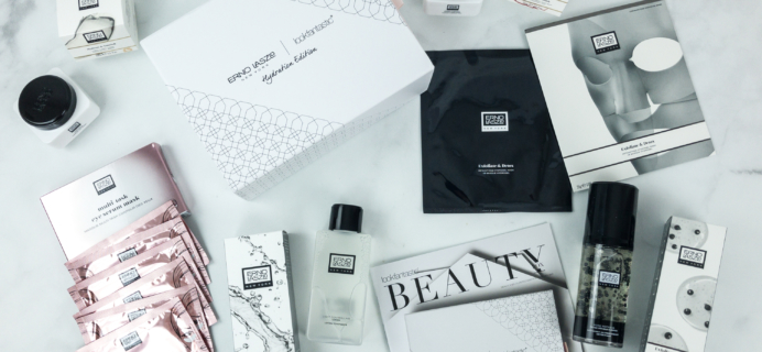 Lookfantastic x Erno Laszlo Limited Edition Beauty Box Review
