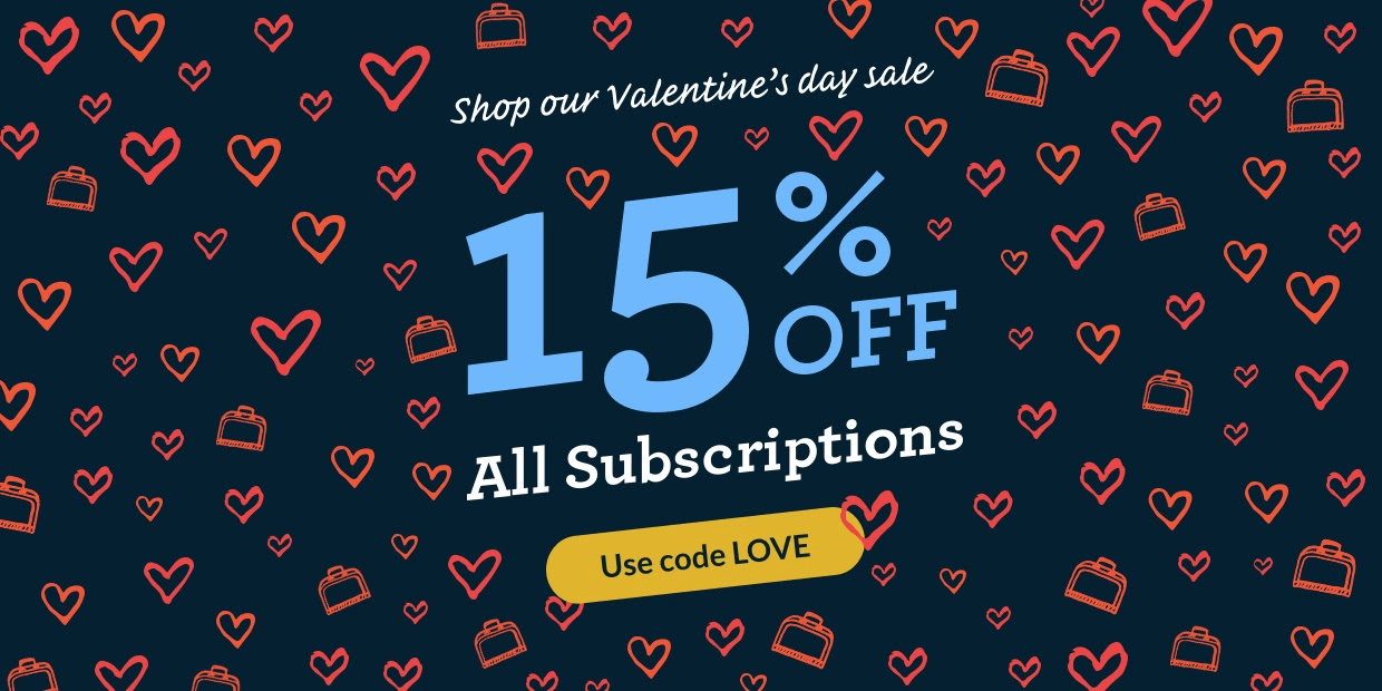 Little Passports Valentine's Day Sale: Get 15% Off On All Subscriptions!