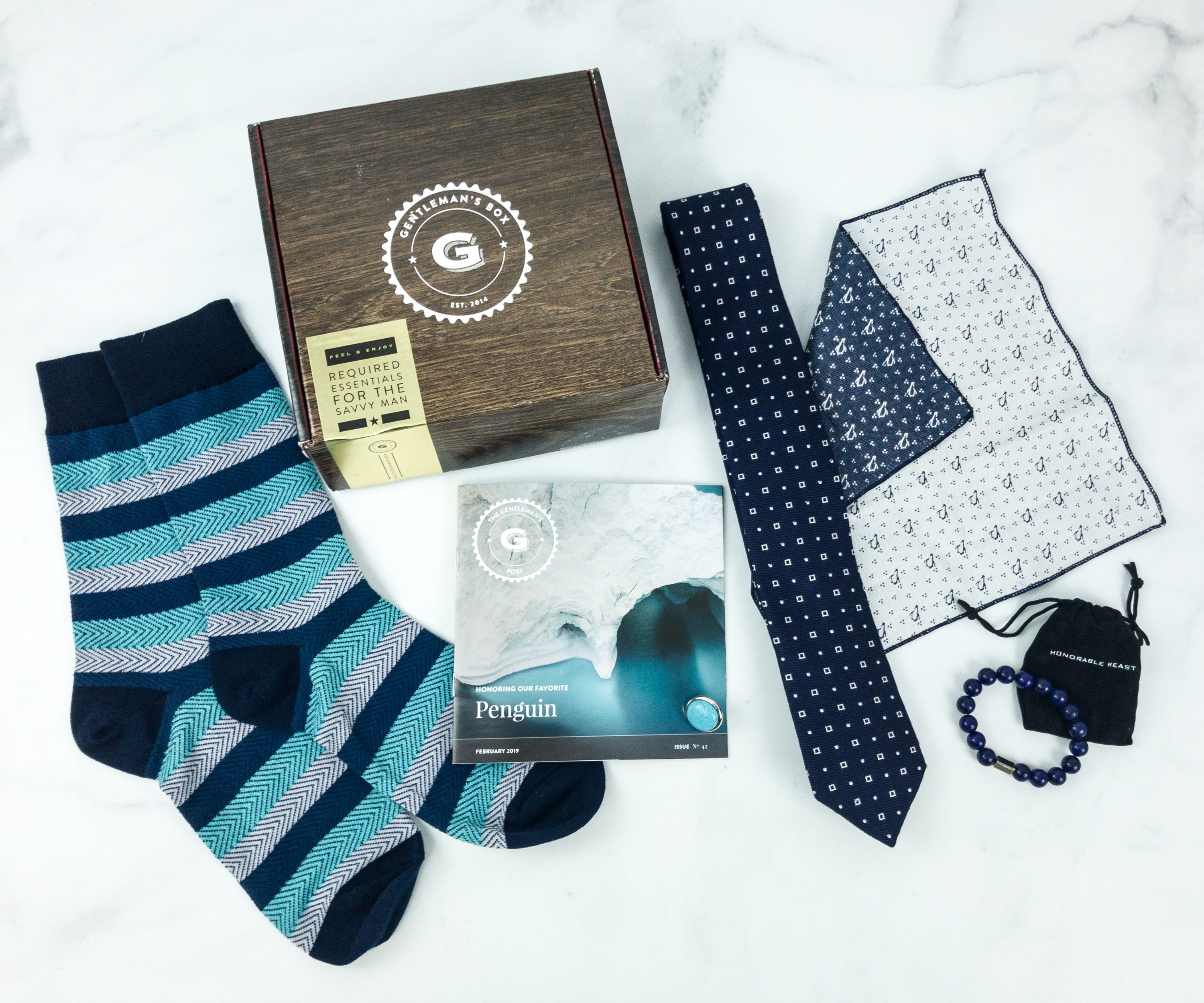 The Gentleman's Box February 2019 Review & Coupon