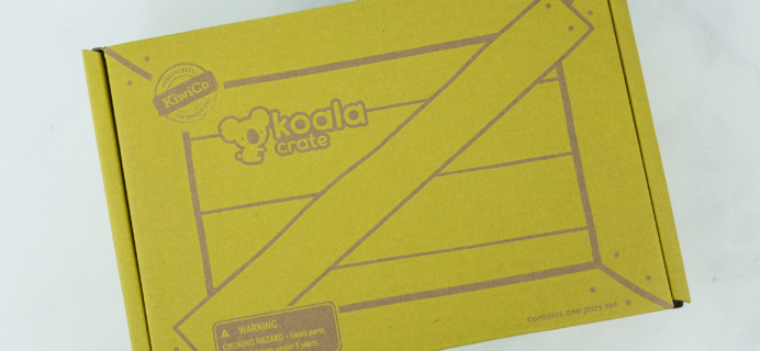 Koala Crate January 2019 Subscription Box Review & Coupon – MUSIC