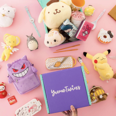 YumeTwins Coupon: Get 10% Off Your First Box!