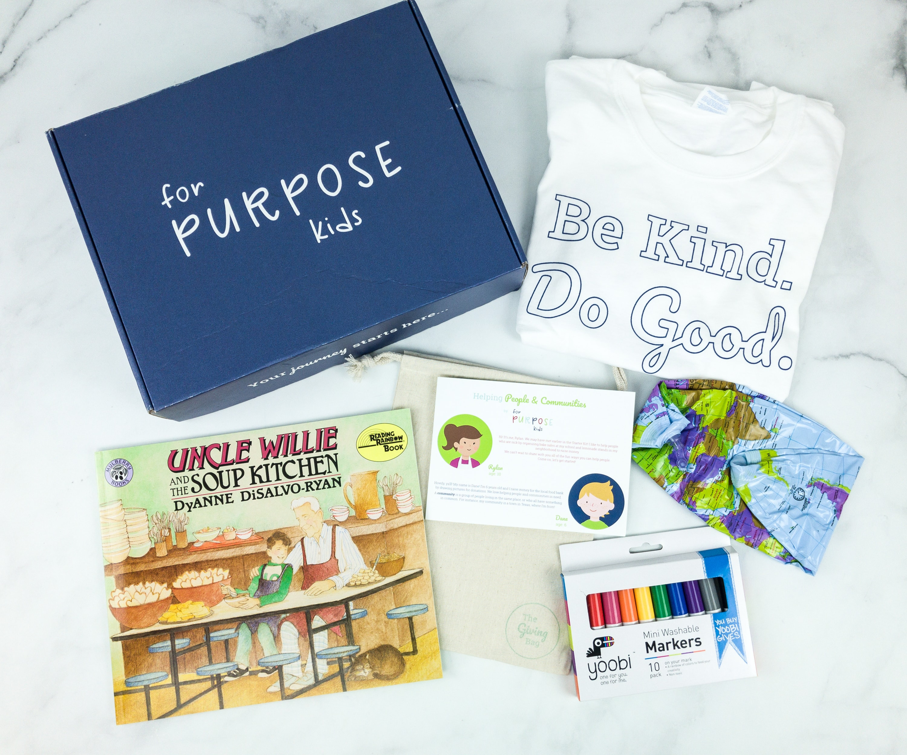 For Purpose Kids Helping People And Communities Review + Coupon