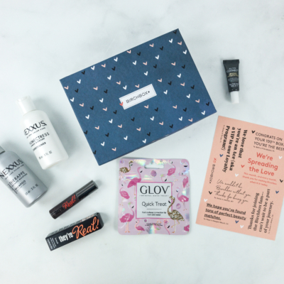 February 2019 Birchbox Subscription Box Review & Coupon