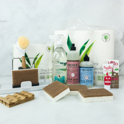 Grove Collaborative February 2019 Seedling Set Review & Coupon
