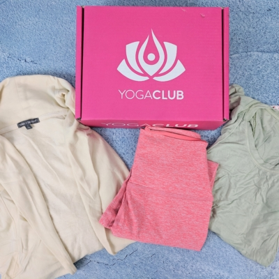 YogaClub Subscription Box Review + Coupon – February 2019