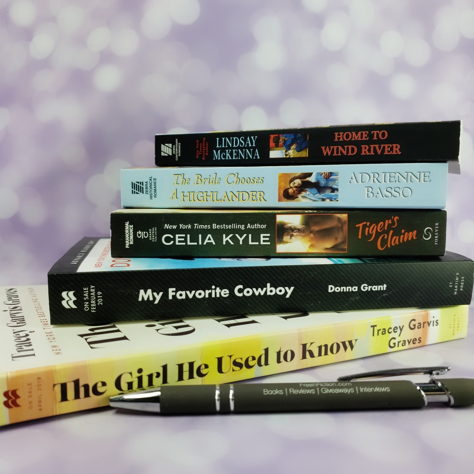 Fresh Fiction Box January 2019 Subscription Box Review + Coupon