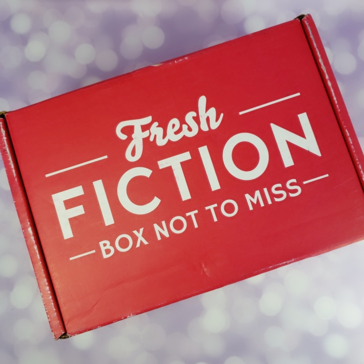 Fresh Fiction Box January 2019 Subscription Box Review +
