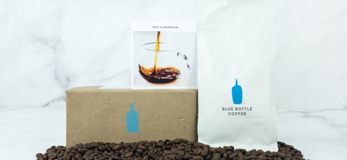 Blue Bottle Coffee Review + Free Trial Coupon – February 2019
