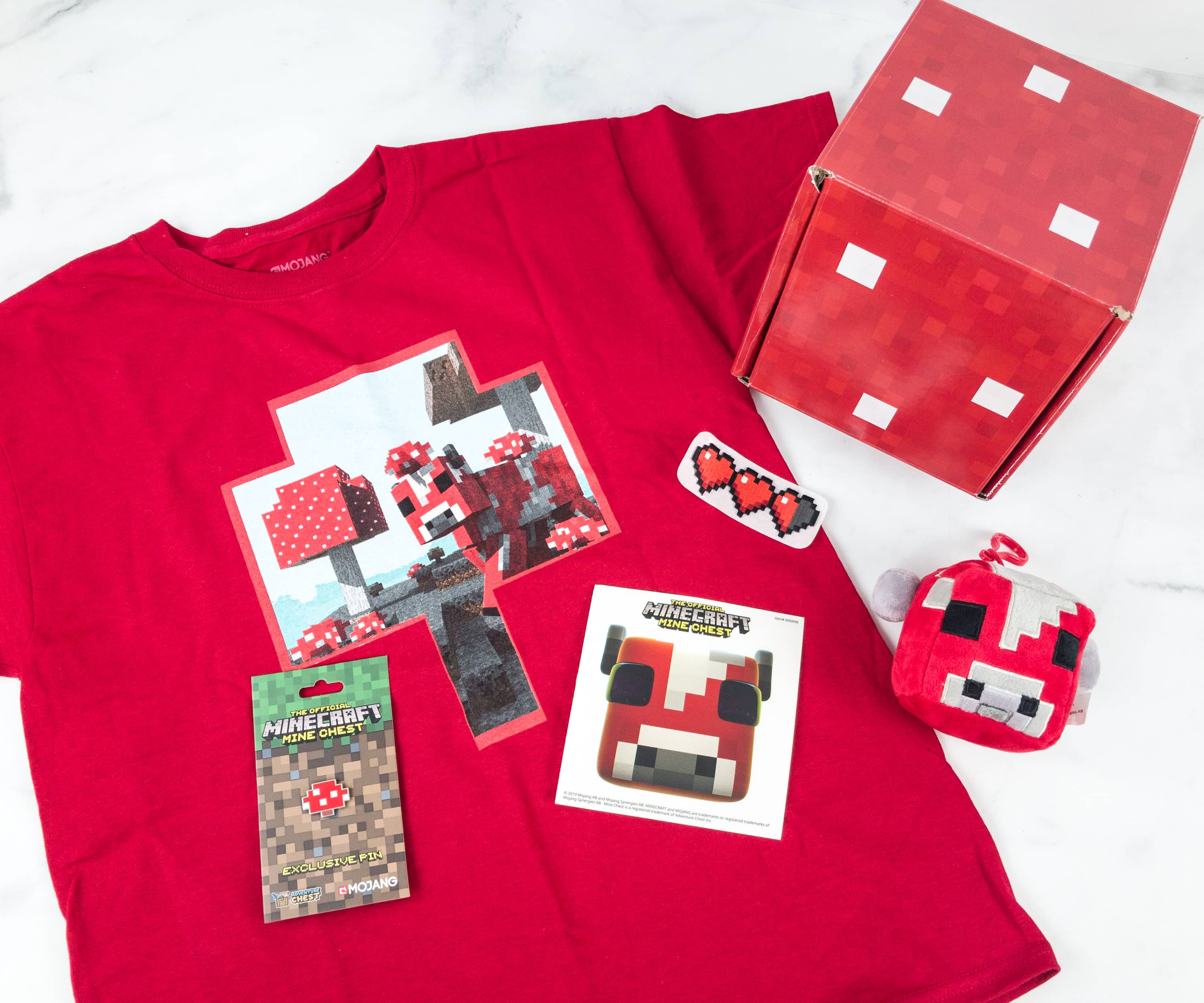 Mine Chest February 2019 Subscription Box Review