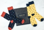Society Socks February 2019 Subscription Box Review + 50% Off Coupon