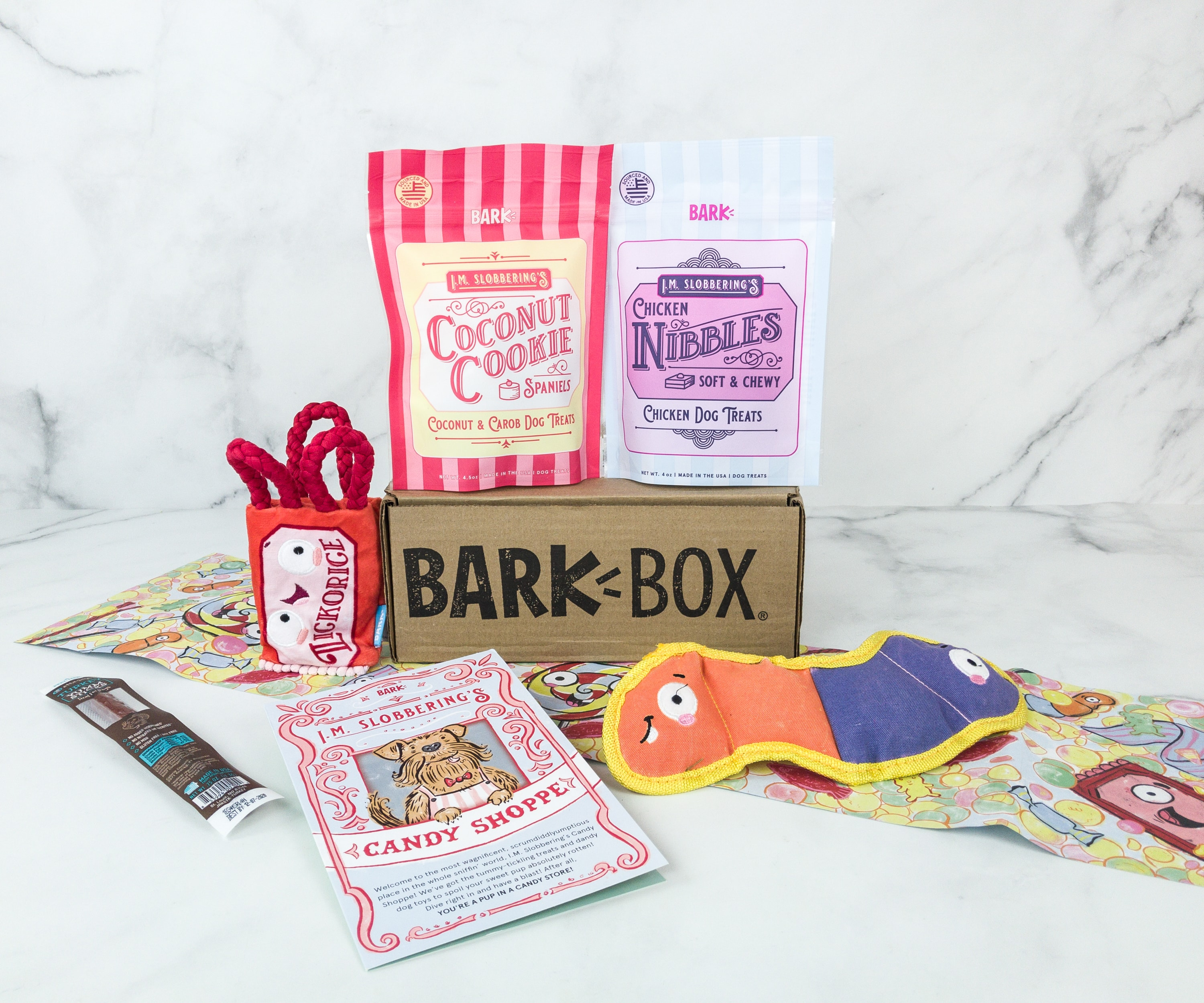 Barkbox February 2019 Subscription Box Review + Coupon