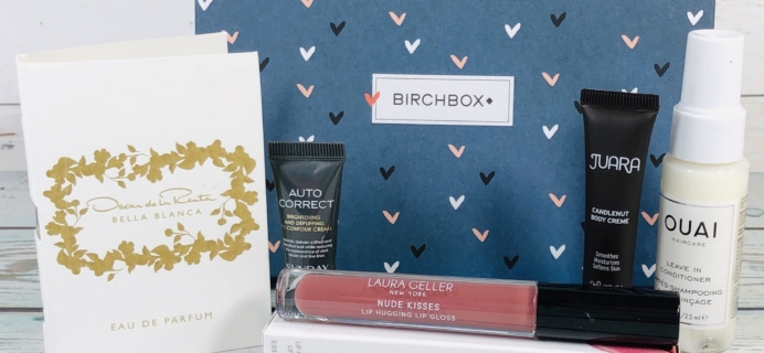 Birchbox February 2019 Box Review + Coupon