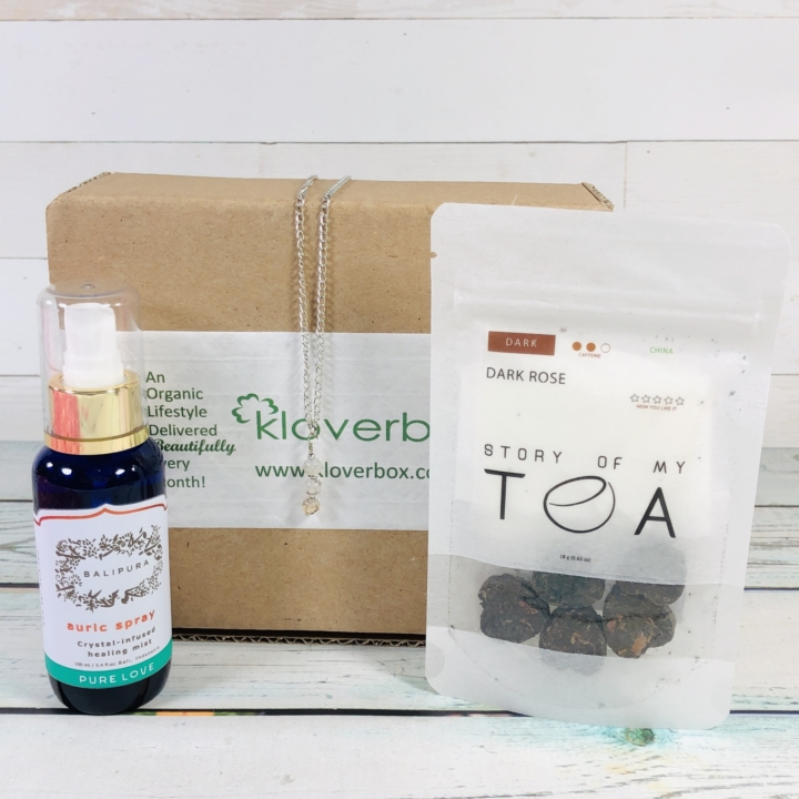 Kloverbox February 2019 Subscription Box Review & Coupon - hello subscription