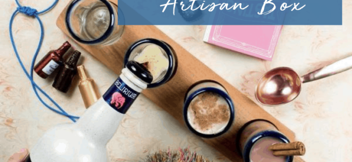 GlobeIn Box March 2019 Full Spoilers + Coupon!