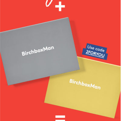 Birchbox Man Coupon: FREE Extra Box with Subscription!
