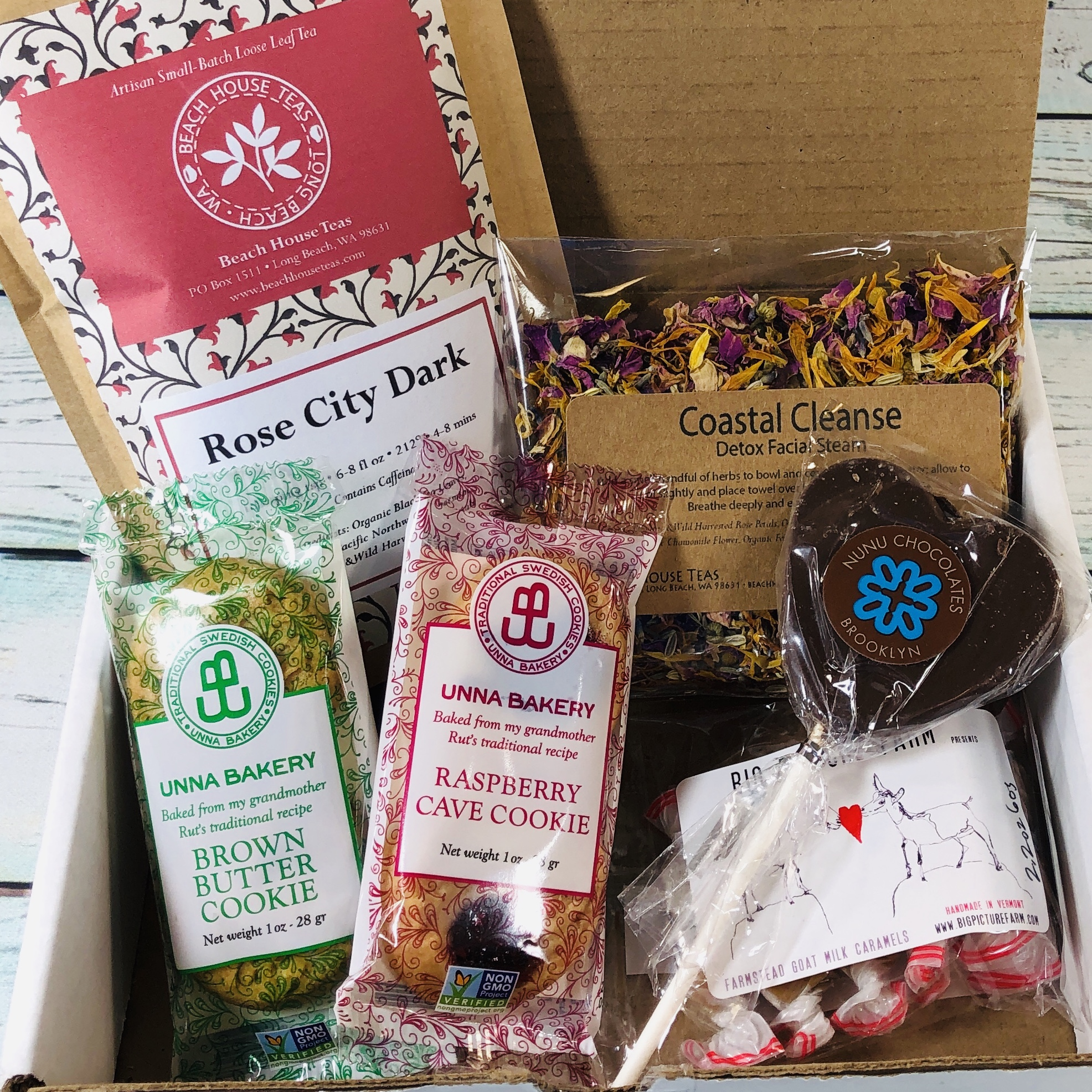 Tea Box Express February 2019 Subscription Review & Coupon