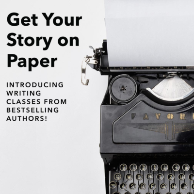 Bluprint Writing Classes Available Now + Coupon!