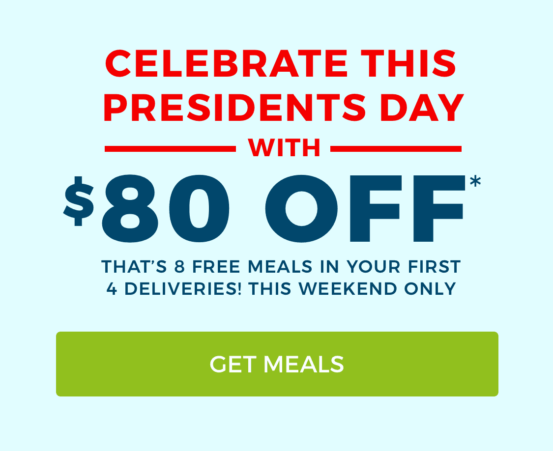 Hello Fresh President's Day Sale: Get Up to $80 Off Your First Four Boxes – ENDS TONIGHT!