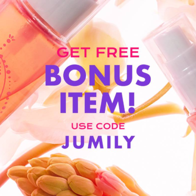 nmnl Coupon: Get Bonus Jumily Hair Fragrance!