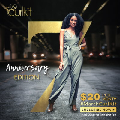 March 2019 CurlKit Theme Spoilers + 50% Off Coupon!