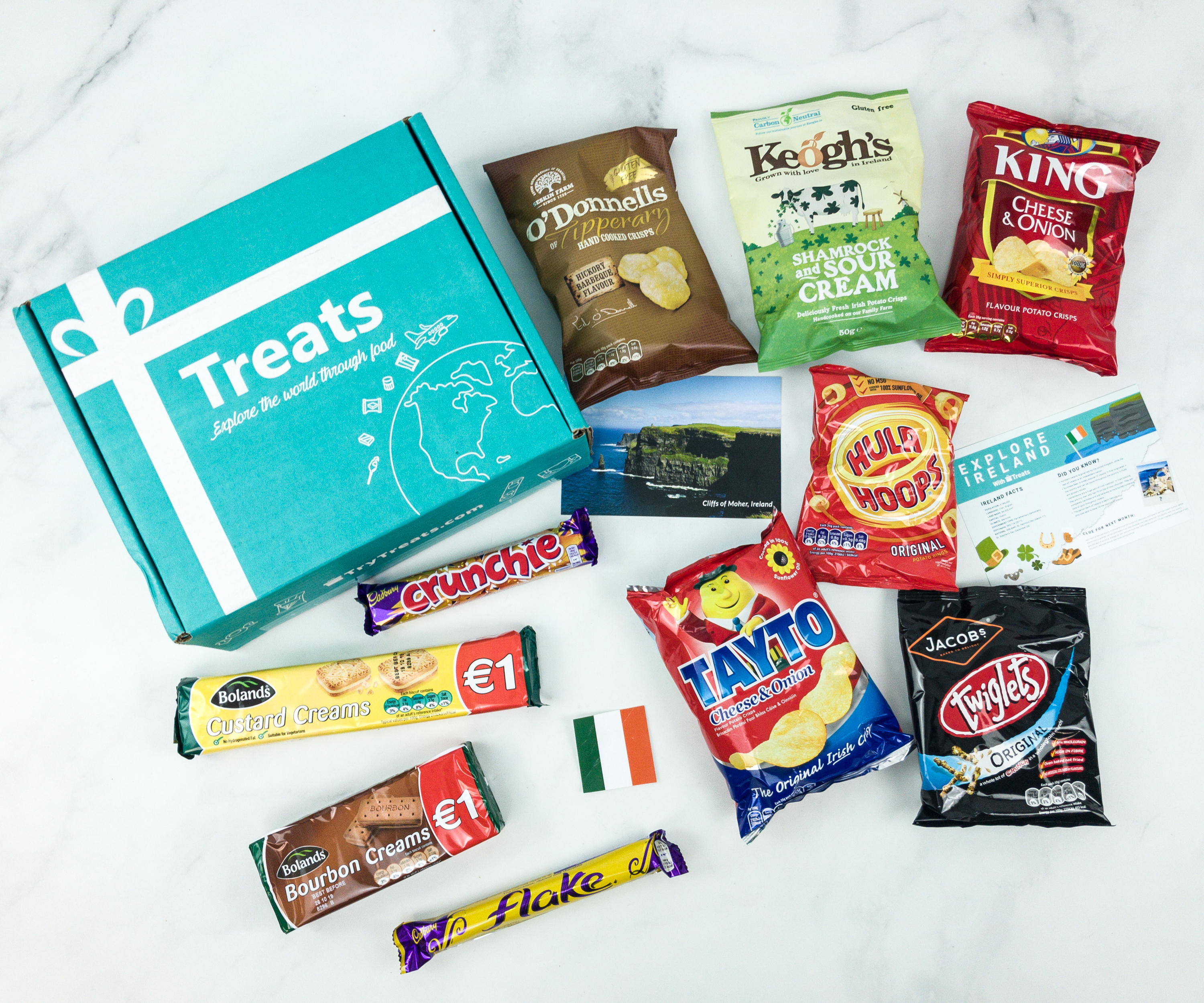Treats Box February 2019 Review & Coupon