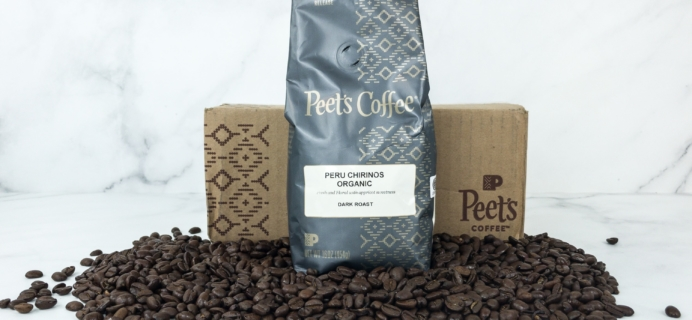 Peet's Coffee Coupon: Get $5 Off!