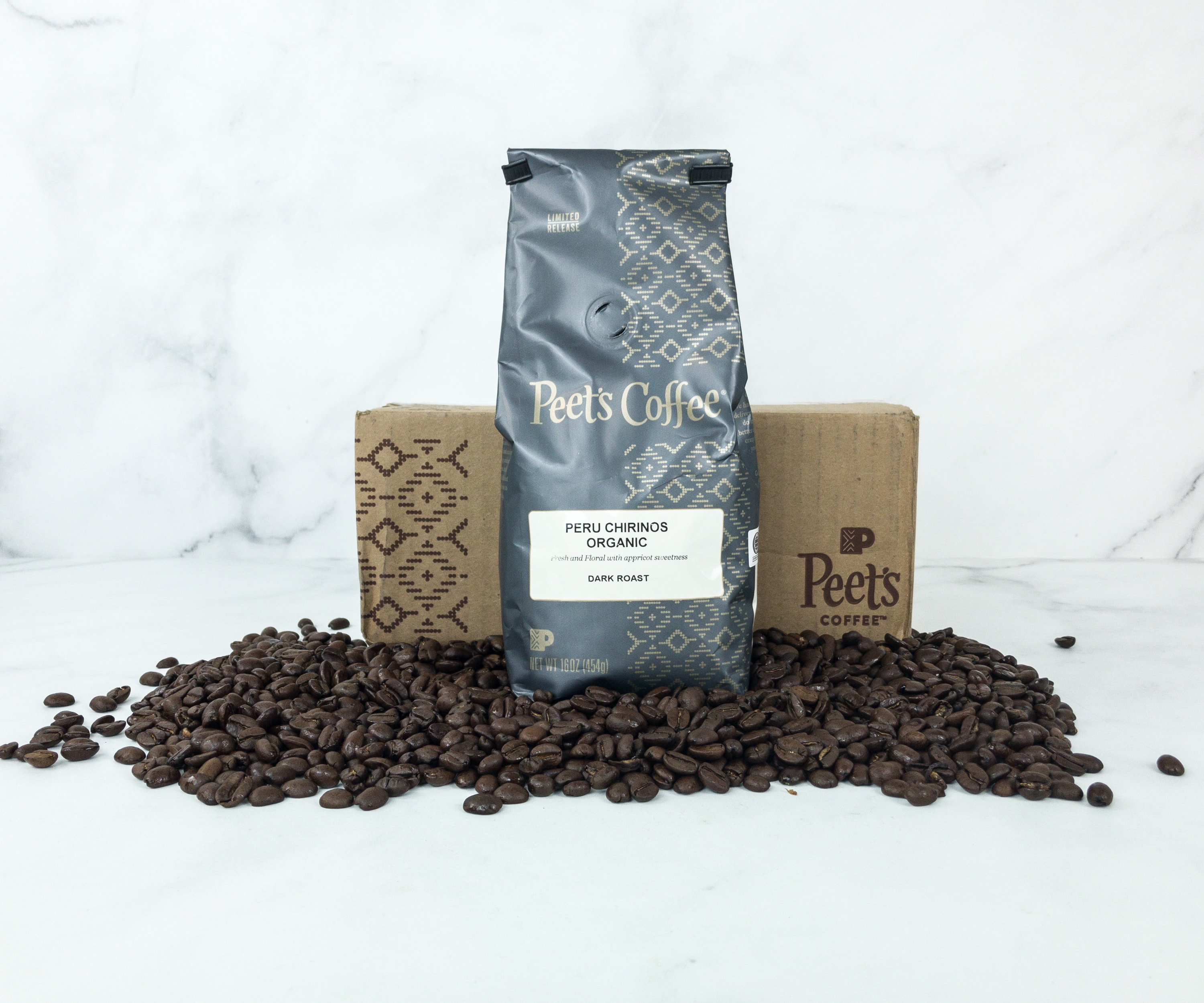 Peet's Coffee Explorer Series February 2019 Subscription Box Review