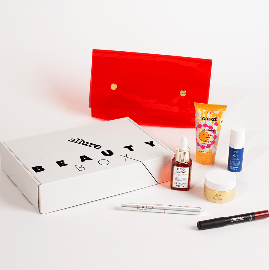 Allure Beauty Box February 2019 Available Now + Full Spoilers + Coupon!