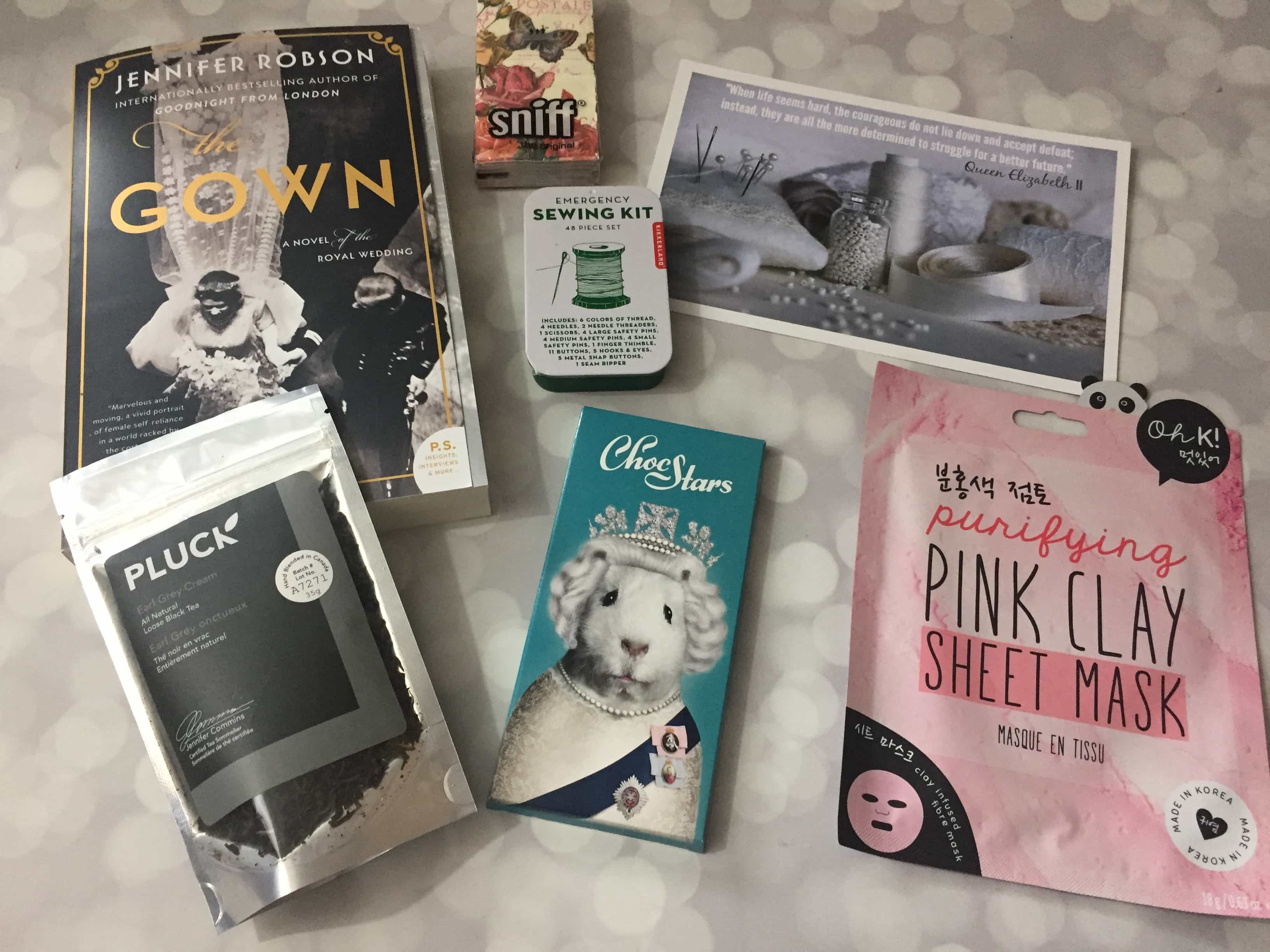 Sweet Reads Box February 2019 Subscription Box Review + Coupon