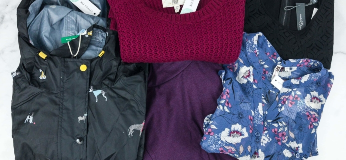 February 2019 Stitch Fix Subscription Box Review