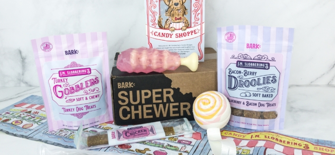 Super Chewer February 2019 Subscription Box Review