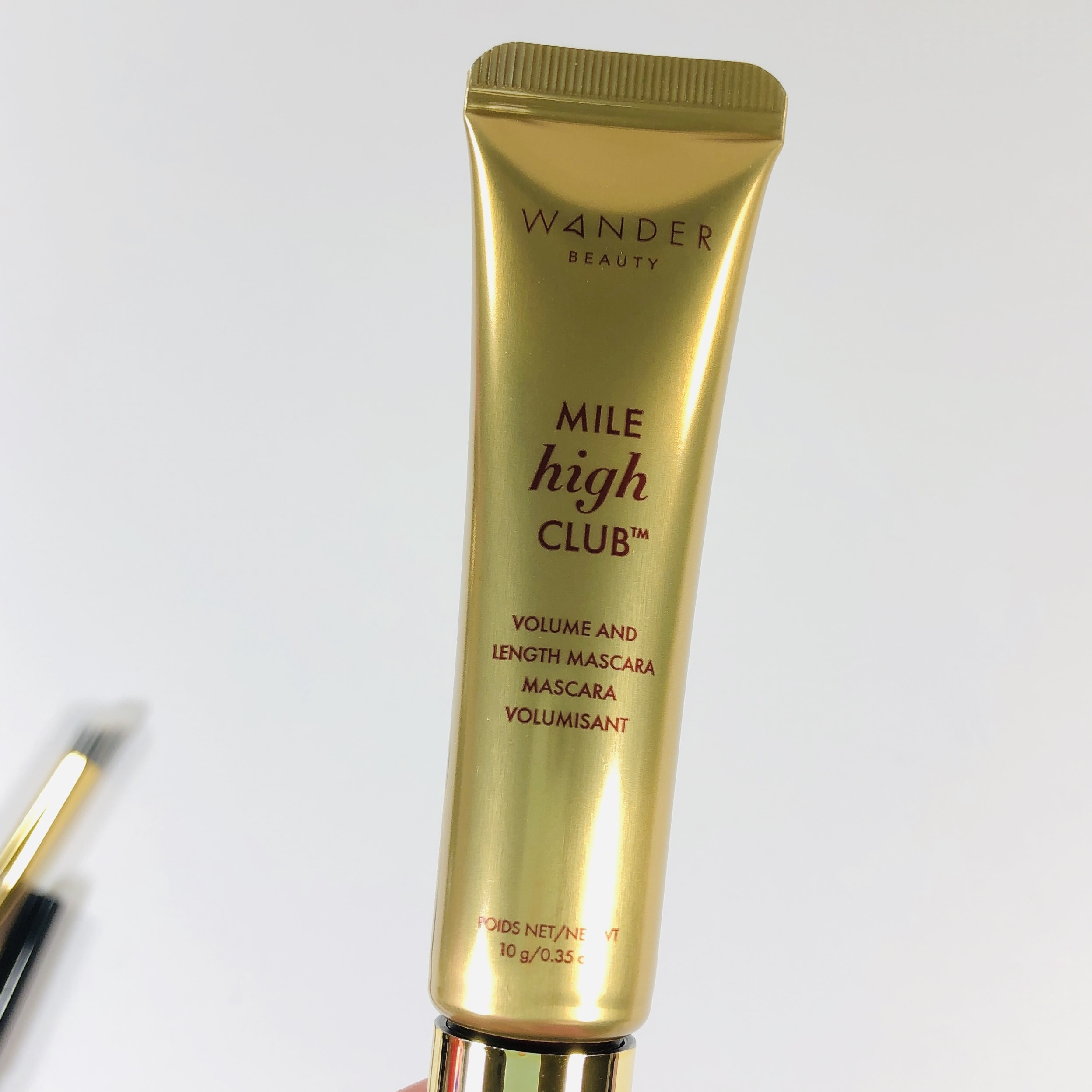 7fc62a5593f Wander Beauty Mile High Club Mascara ($26) I am always up for trying a new  mascara!