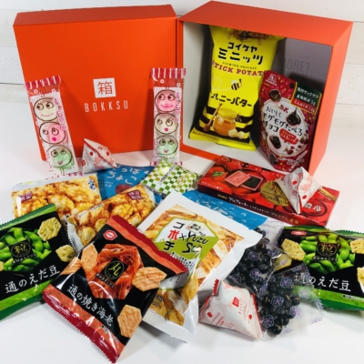 Bokksu March 2019 Subscription Box Review + Coupon