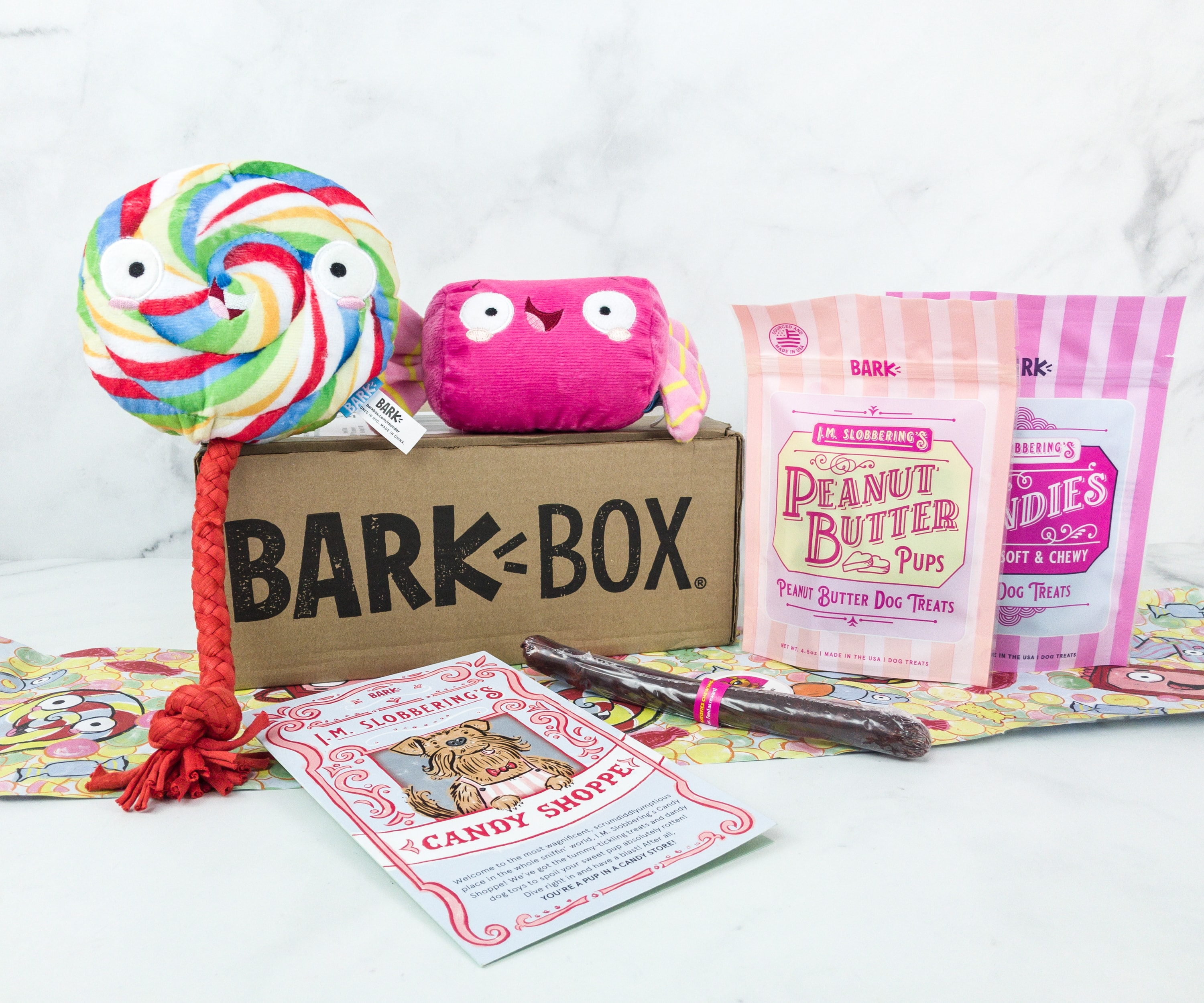 Barkbox February 2019 Subscription Box Review + Coupon – Large Dog