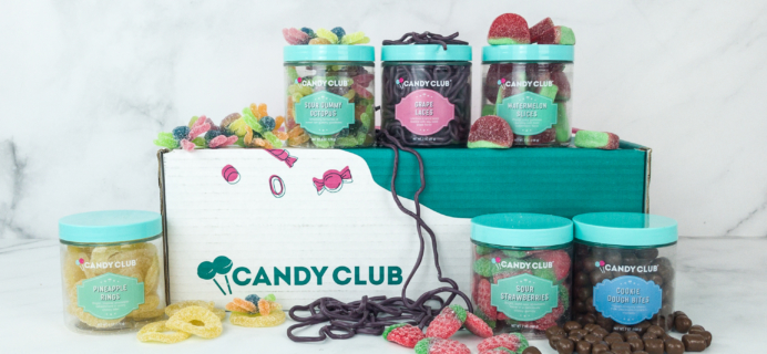 Candy Club February 2019 Subscription Box Review + Coupon