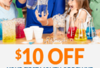Spangler Science Club Coupon: Save $10 On Your First Month!