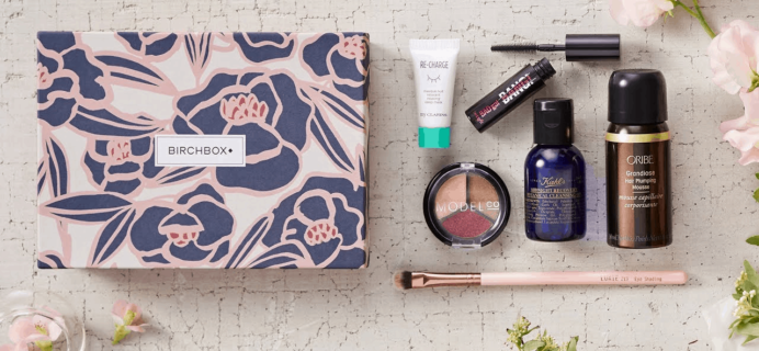 Birchbox March 2019 Spoilers & Coupon – Sample Choice and Curated Box