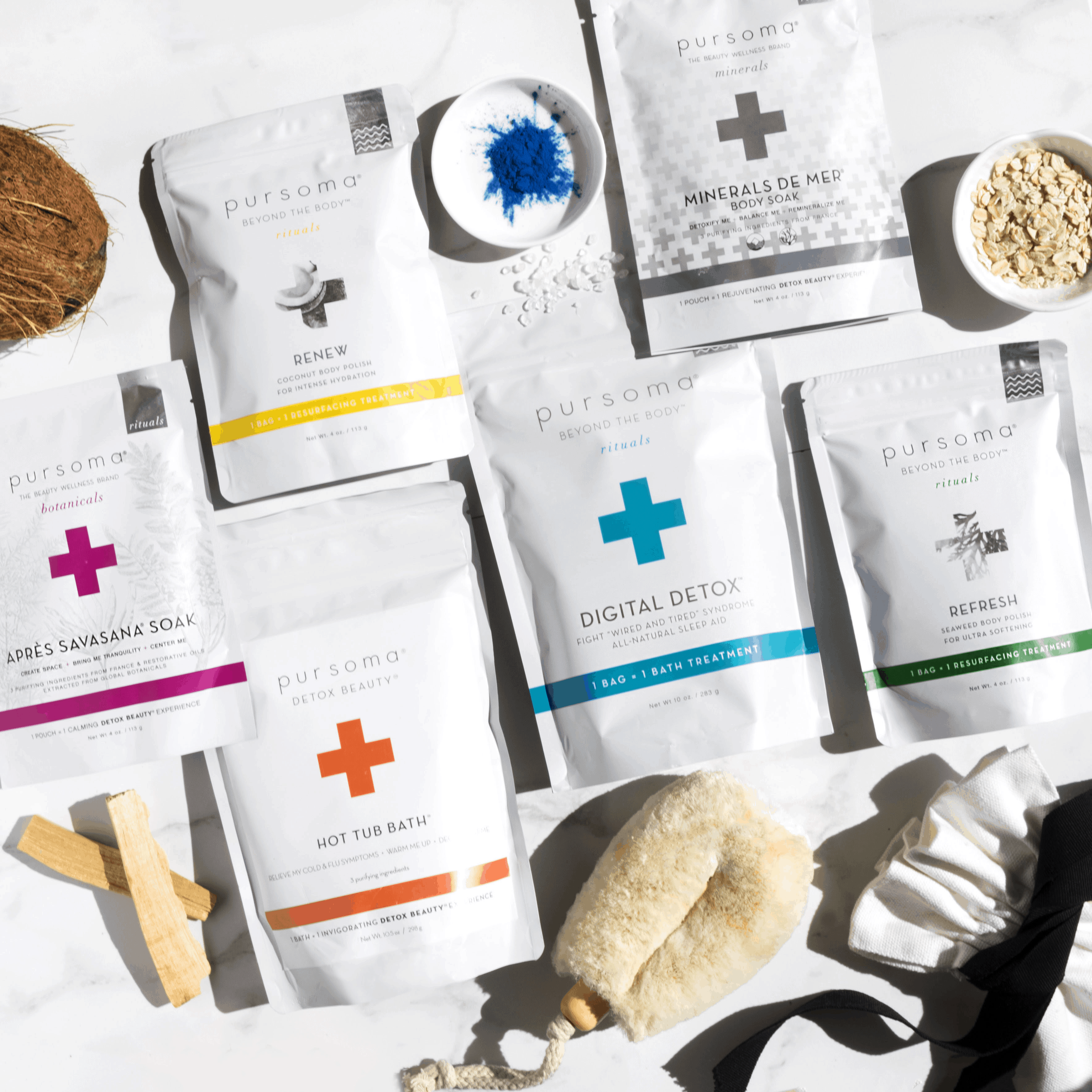 Beauty Heroes Limited Edition Wellness Discovery Box by Pursoma Available Now + Full Spoilers!