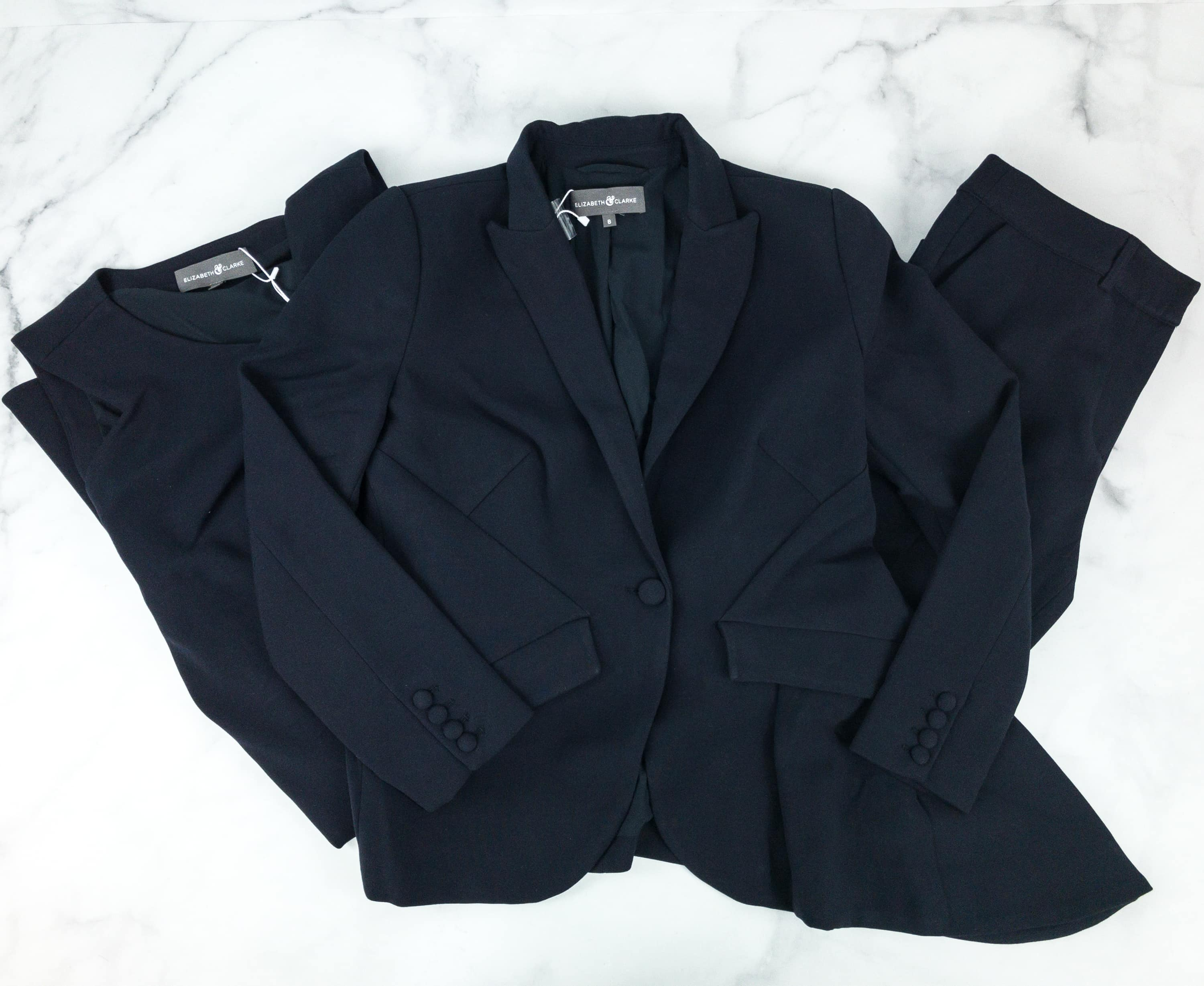 Elizabeth & Clarke Suit Separates Winter 2018-2019 Review + Coupon!