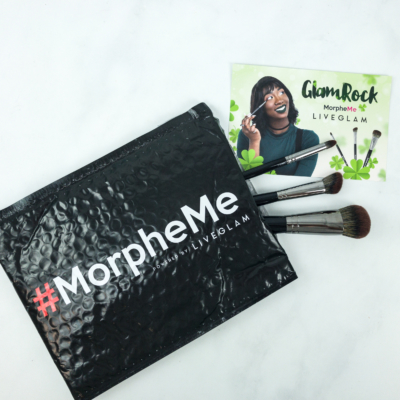 MorpheMe Brush Club March 2019 Subscription Box Review + Free Brush Coupon!