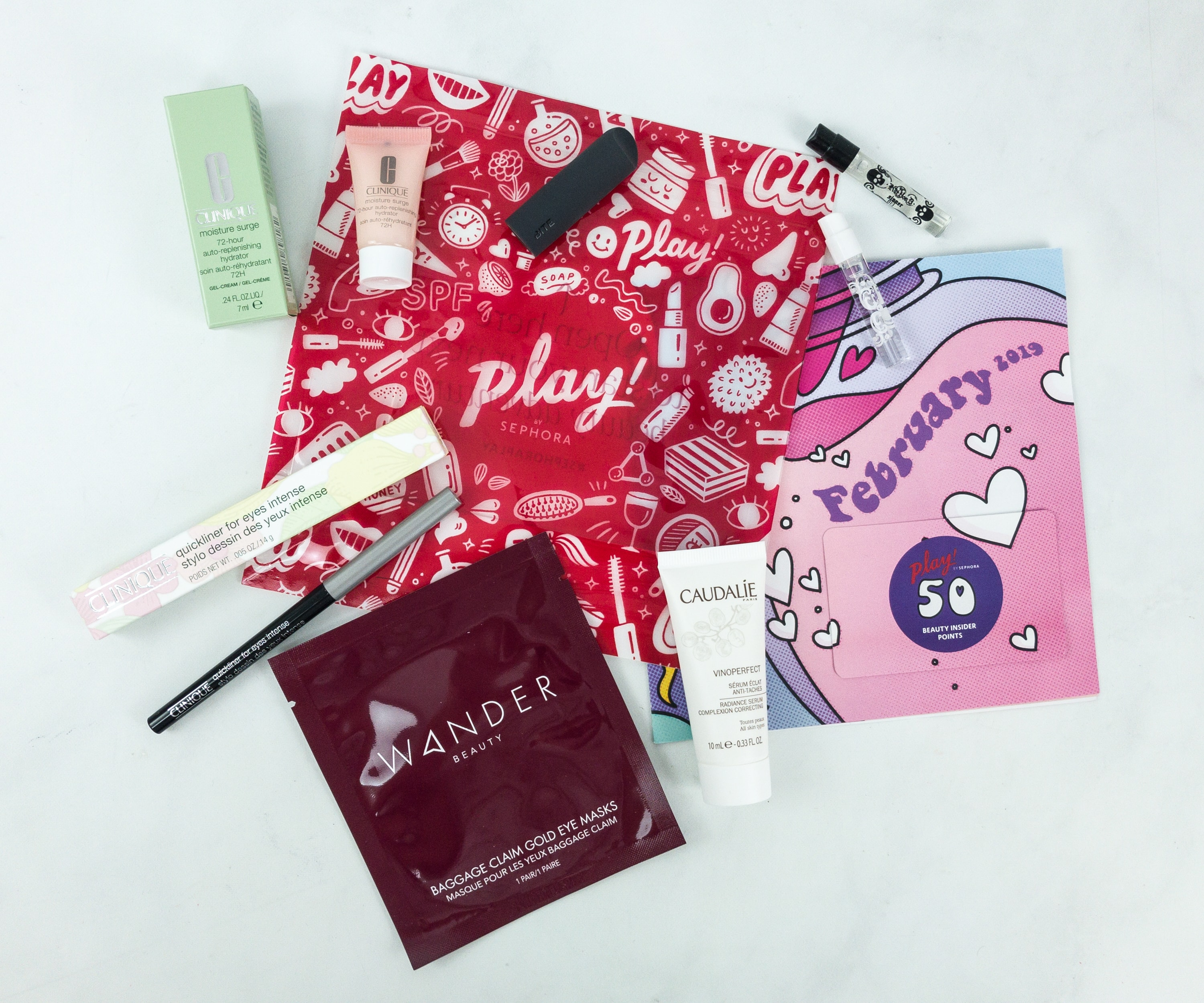 Play! by Sephora February 2019 Subscription Box Review