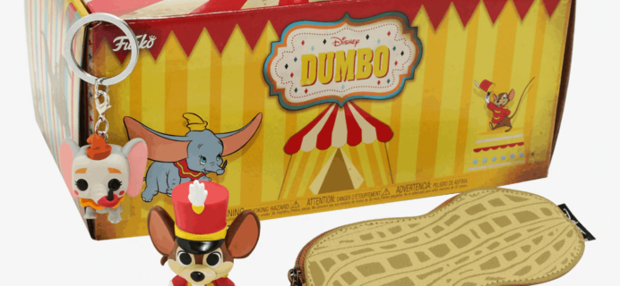 Disney Treasures January 2019 DUMBO Box on Sale for 20% OFF!