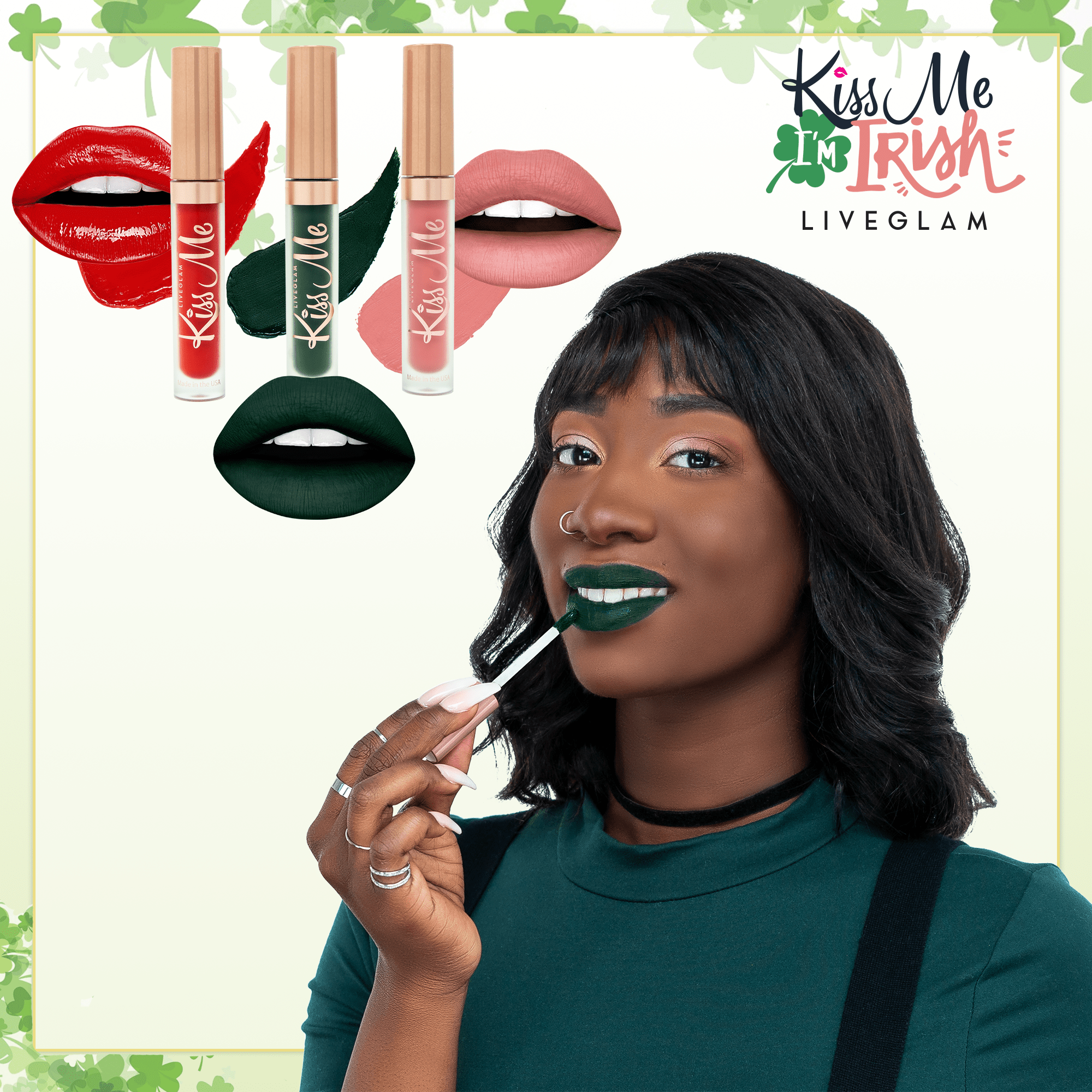LiveGlam KissMe March 2019 Full Spoilers + Coupon!
